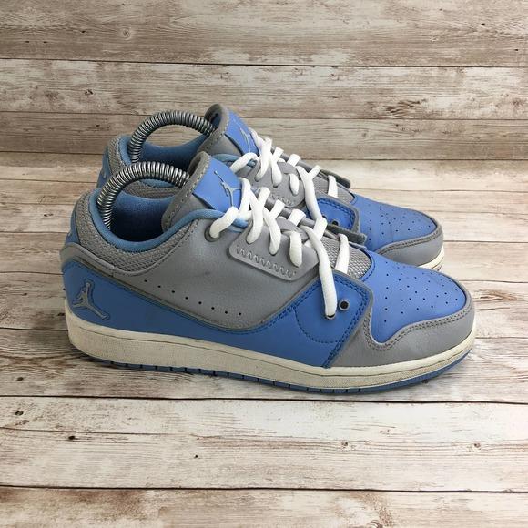 Nike Air Jordan 1 Flight 2 Low Carolina Blue Wide